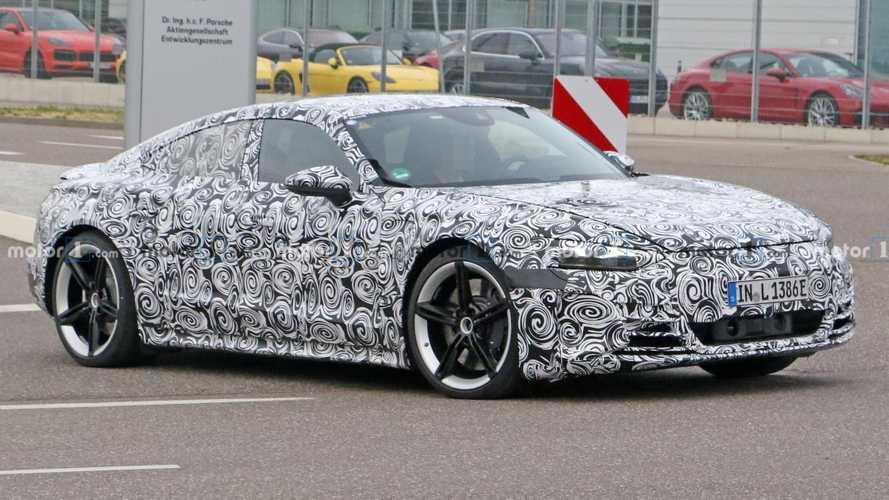 Az Audi e-tron GT első fotói