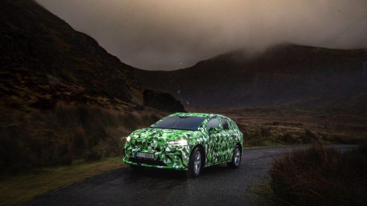 A Skoda Enyaq a Volkswagen dizájnját használja?