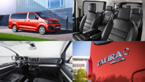Opel e-Zafira