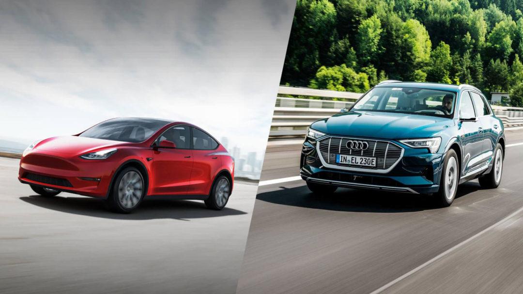 A Tesla és az Audi sikere