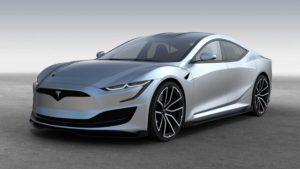Az új generációs Tesla Model