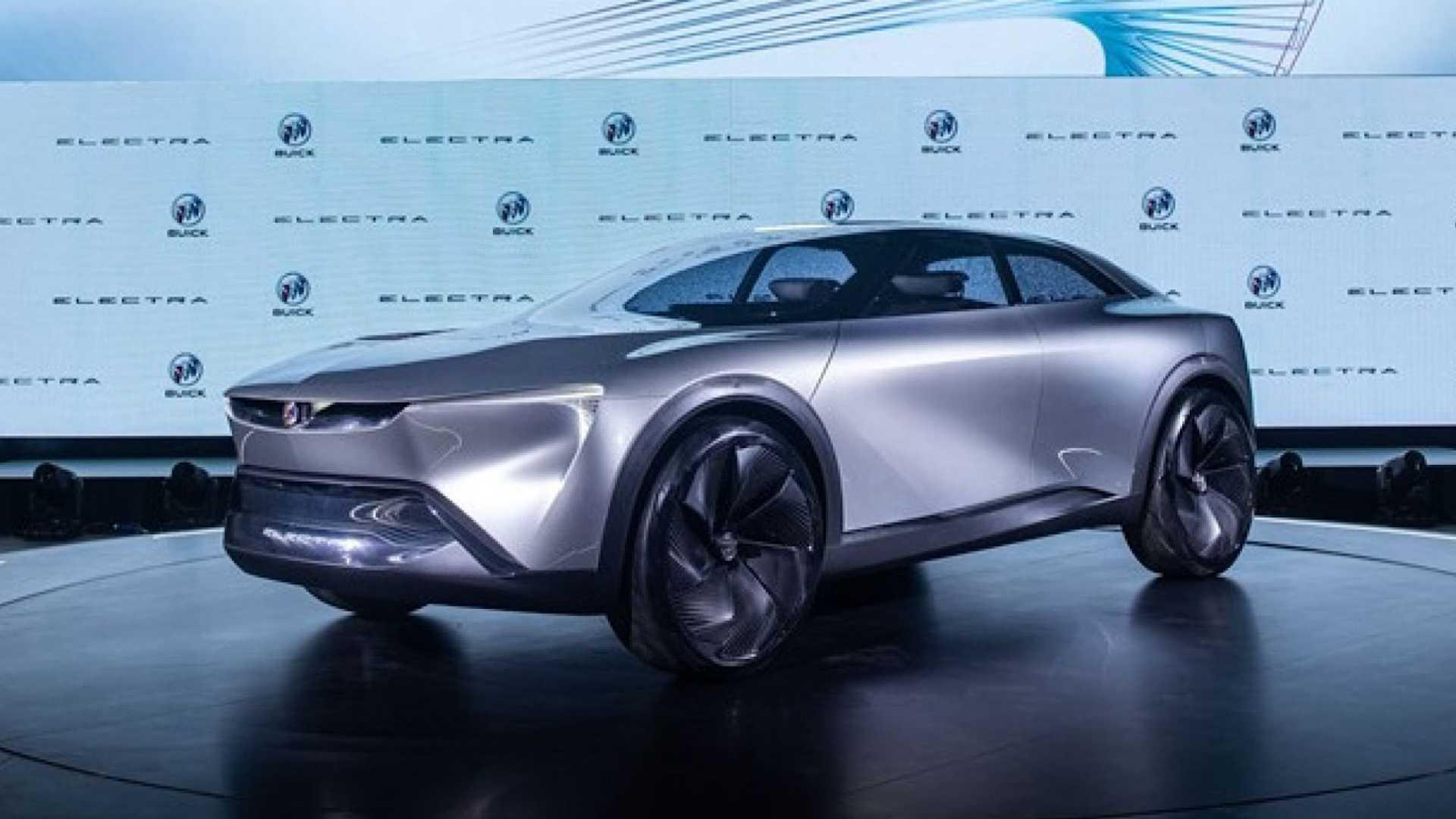 Ez lenne a jövő? Itt a Buick Electra