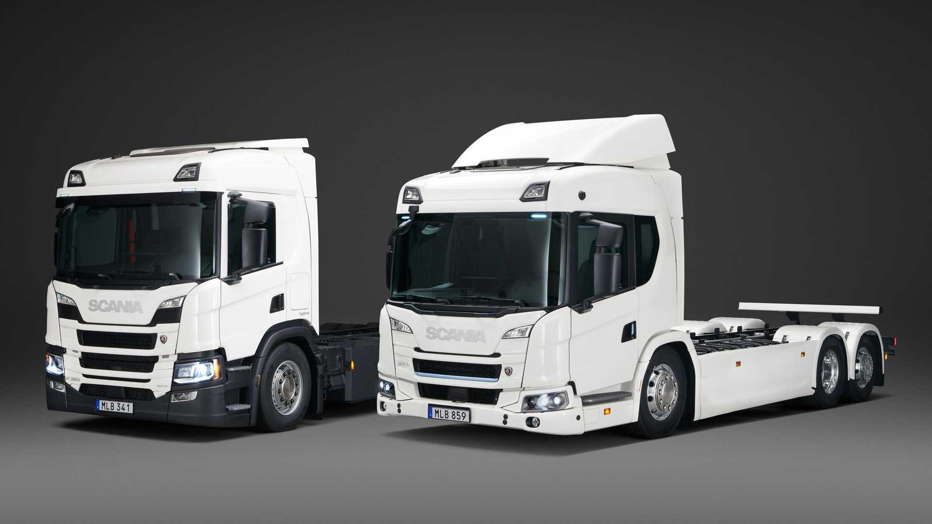 Napelemmel látják el az új Scania-t?