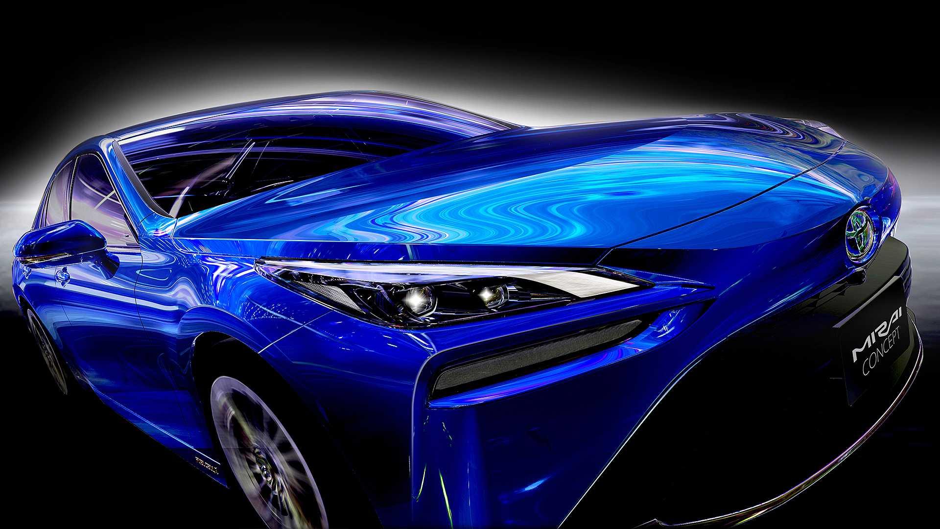 Hidrogéncellás Next-Gen Toyota érkezik a piacra