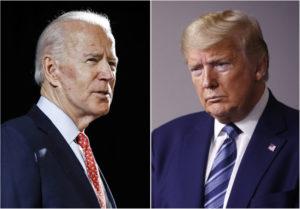 Joe Biden és Donald Trump