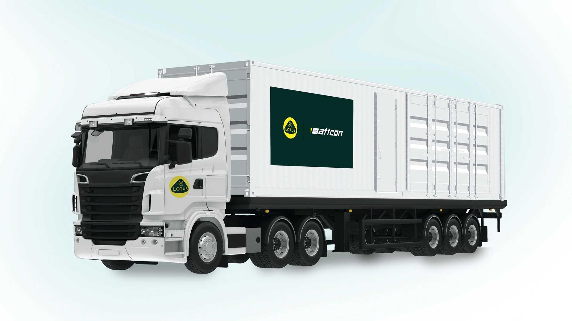 Akkumulátor tesztelő Lotus kamion?