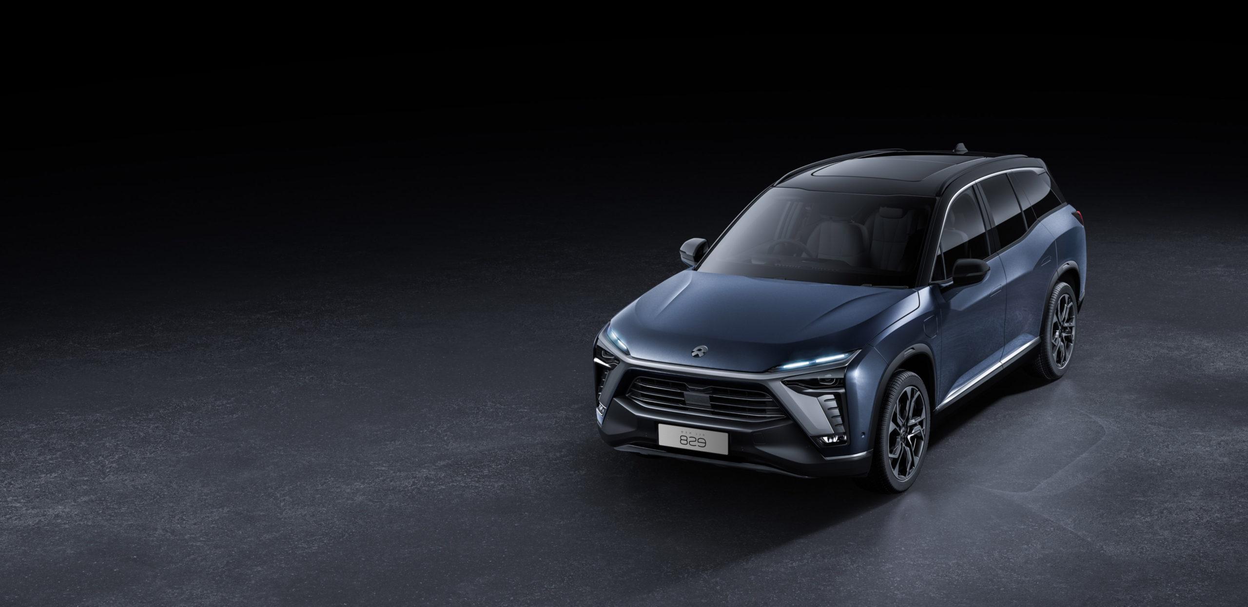 A NIO a Tesla ellen készít autót Kínában