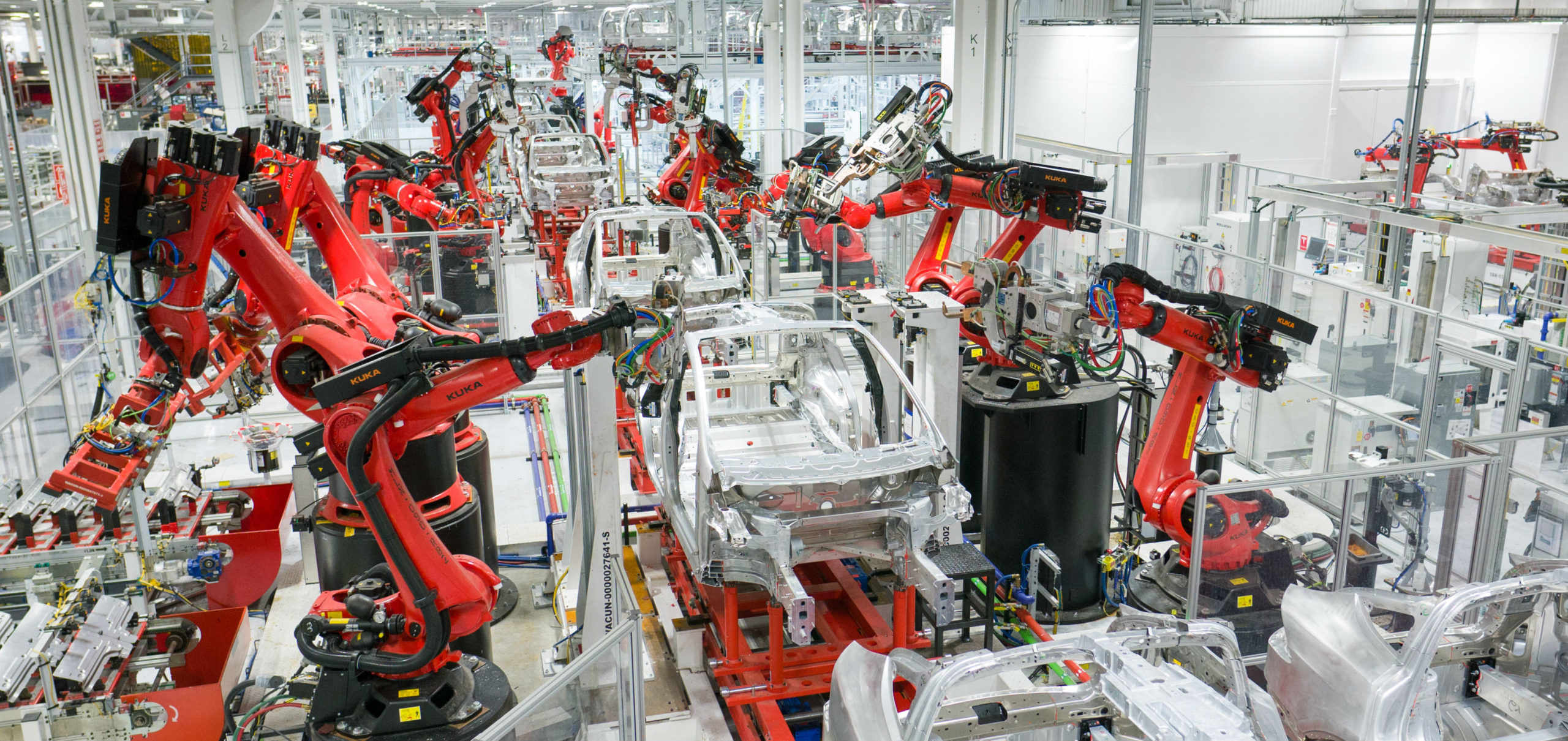Leáll egy rövid időre a Tesla Model S/X gyártása
