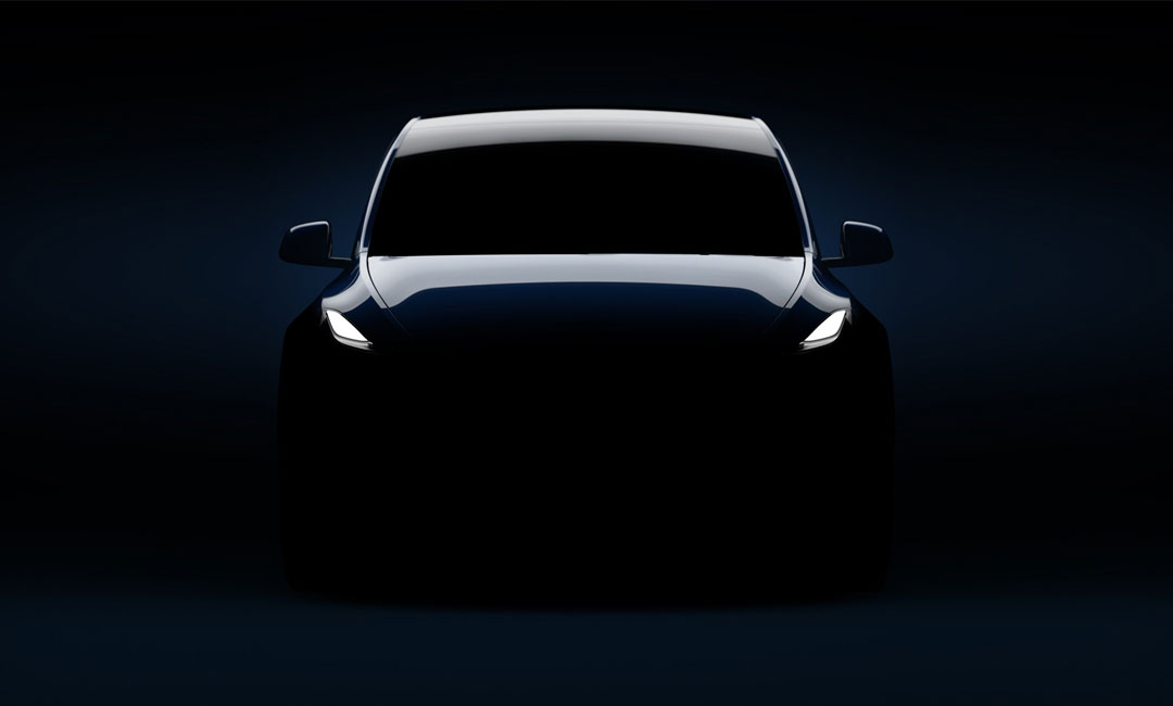 Szolgálatba lép a Tesla Model Y