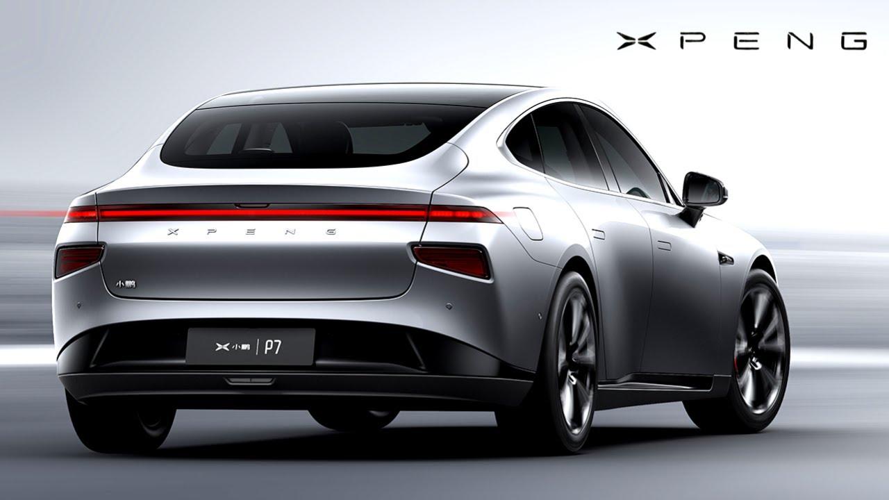 Az Xpeng járművei a jövőre lettek tervezve