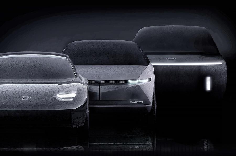 A Hyundai Ioniq 5 a jövőre lett tervezve