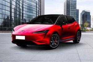 Tesla Model koncepció