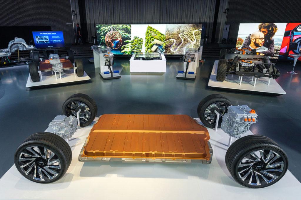 GM akkumulátorcella